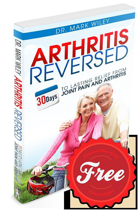 cure arthritis book